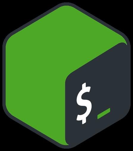 Unix shell logo
